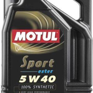 MOTUL SPORT 5W40 5L