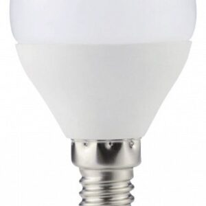 230V PIRN LED E14 4,5W 420LM WARM WHITE 3000K 45X85MM KOBI