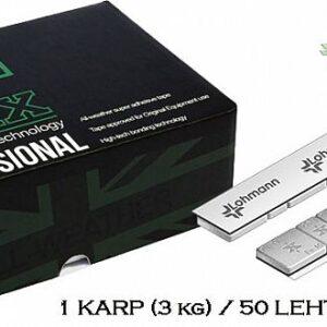 LIIMITAV TASAKAAL 4,0MM, KARP 50X60G (4X5G+4X10G) FE, HALL PULBER