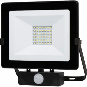 230V PROZEKTOR+ANDUR LED 30W 2500LM 203X177MM NEUTRAL WHITE, MUST IP54 A++