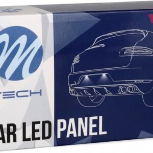 NUMBRITULI LED AUDI CANBUS 2TK M-TECH