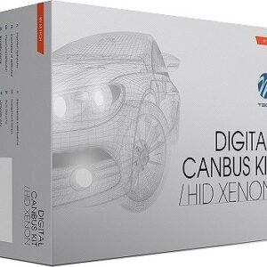12V H1 XENON/HID KOMPLEKT 35W 4300K 2TK DIGITAL CANBUS SLIM BALLAST