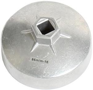 Õlifiltri keeraja VOLVO 86mm 1275810 22435810