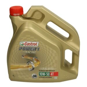 POWER 1 RACING 10W50 4L CASTROL 4T