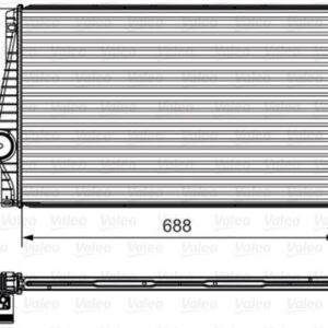 INTERCOOLER VOLVO XC90 D5 2003-2014 31274553