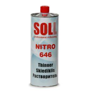 Nitrolahusti 1L SOLL