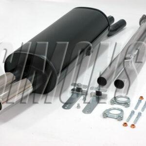 Summutikomplekt BMW E30 320-325 kat SIMONS
