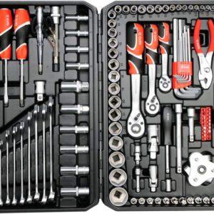 1 Tööriistakomplekt 126osaline YATO