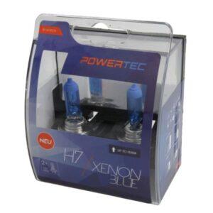 Pirn H7 12V 55W max 6000K Xenon Blue (2tk)