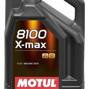 MOTUL 0W40 8100 X-MAX 5L