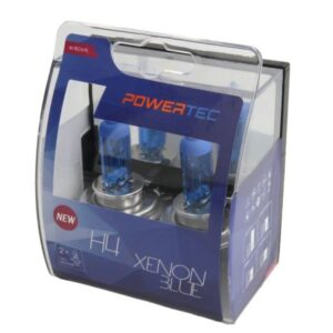 PIRN H4 Xenon Blue 6000K 12V 60W 2TK