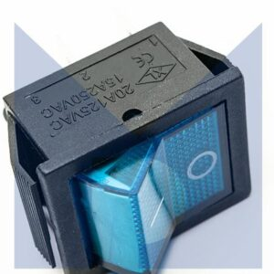 LÜLITI sinine kandiline  12V 20A