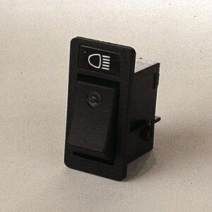 Tulede lüliti 12V 20A 4 klemmi ( valgustusega )