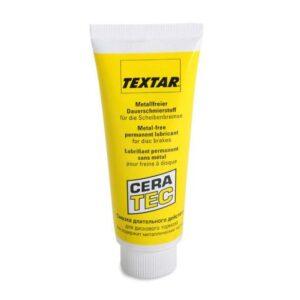 Pidurimääre liuguritele CERA TEC  75ML TEXTAR g000650