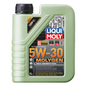 MOLYGEN NG 5W30 mootoriõli 1L