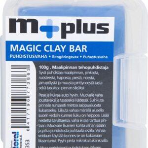 PUHASTUSVAHA 100G magic claybar
