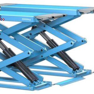 Hüdrauliline käärtõstuk 3 tonni ( põranda pealne )