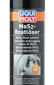 1 Roostelahtistus-sprei MoS2-ga 300ml