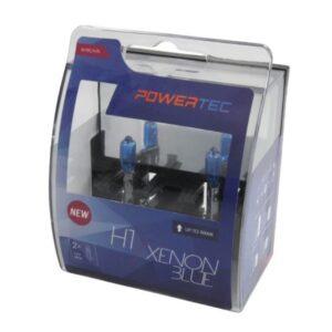 Pirn H1 55W Xenon BLUE max 6000K külm valge 2TK
