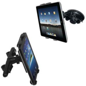 Tahvelarvuti ja GPS-i hoidja SELJATOELE ja IMINAPP