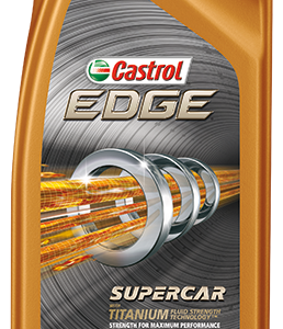 CASTROL 10W60  EDGE SUPERCAR BMW 1L