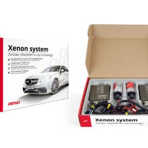 XENON H7 4300K 9-36V Komplekt CANBUS