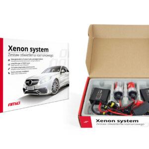 Xenon komplekt H1 9-16V SLIM plokid AMIO