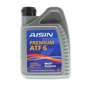 Automaatkäigukasti õli Aisin Premium ATF 6 1L Jaso M3151A 1161540