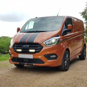 LAZER KAUTULED FORD TRANSIT Custom 2018+