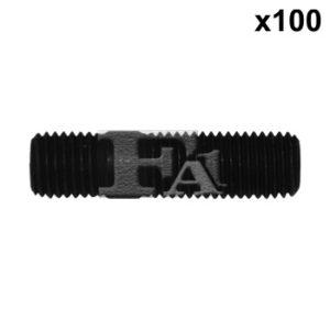 TIKKPOLT M10x1,25 kollektor 28/11mm