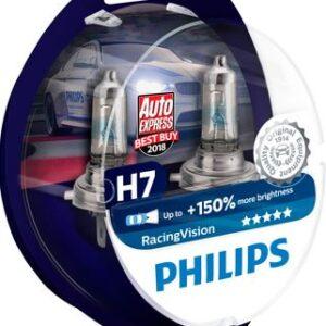 PIRN H7 55W RACING VISION +150%