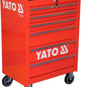 Tööriistakäru YATO 6-sahtlit