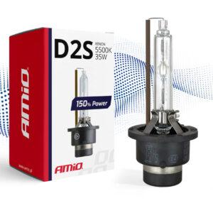 Xenon Pirn D2S 5500K 150% Power