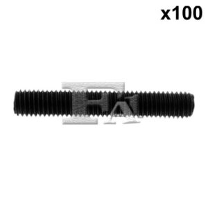 TIKKPOLT M8x1,25 50mm