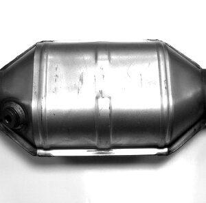 KATALÜSAATOR DIISEL lapik 52x350mm 1,6-2,0l