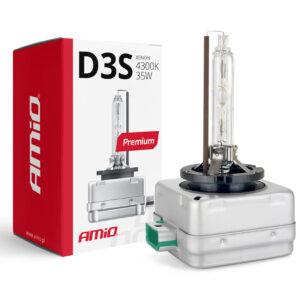 PIRN D3S xenon 4300K 35W amio