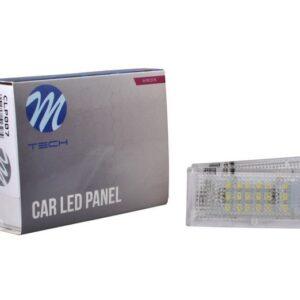 NUMBRITULI LED BMW 3 (E46) 12.97-05.05 CANBUS 2TK