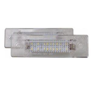 NUMBRITULI LED BMW 3 (E46) 12.97-05.05 CANBUS 2TK