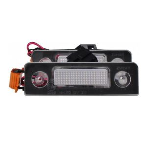 NUMBRITULI LED SKODA OCTAVIA 1Z, ROOMSTER 5J 06-10  2TK