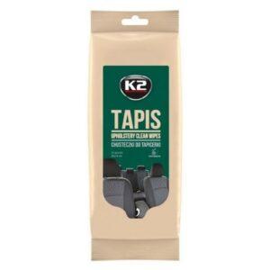 Puhastuslapid tekstiil / polstrile 24TK K2 TAPIS