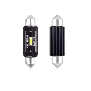LED PIRN 41MM 12-24V 3,1W 5600K 2TK