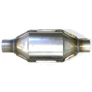 Katalüsaator 450mm 60mm ovaalne Euro 2