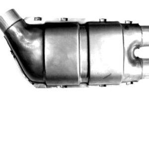katalüsaator BMW/MB 1 sisse 2 välja 52x410mm 1,5-3,0l