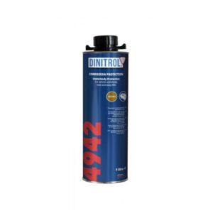 DINITROL 4942 põhjakaitse aine 1L pruunikas
