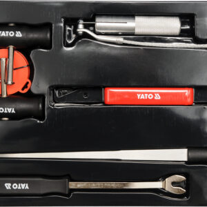 Esiklaasi eemaldamise tööriista komplekt YATO