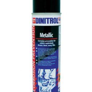 Dinitrol Metallic spray 500ml